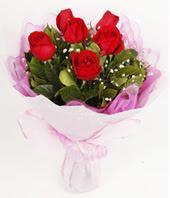 9 adet kaliteli görsel kirmizi gül  Tokat 14 şubat sevgililer günü çiçek