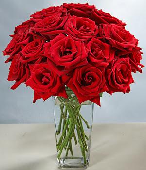 Tokat güvenli kaliteli hızlı çiçek  Sevdiklerinize özel ürün 12 adet cam içerisinde kirmizi gül  Tokat çiçek mağazası , çiçekçi adresleri