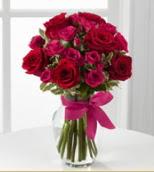 21 adet kırmızı gül tanzimi  Tokat çiçek gönderme