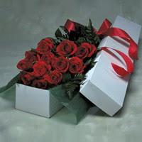 Tokat çiçek gönderme sitemiz güvenlidir  11 adet gülden kutu