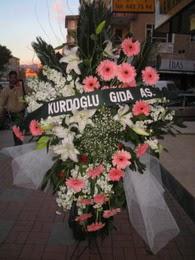 kazablanka,gerbera,sebboy ferforje  Tokat kaliteli taze ve ucuz çiçekler