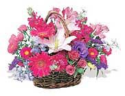 küçük karisik özel sepet   Tokat hediye çiçek yolla