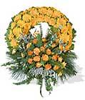 cenaze çiçegi celengi cenaze çelenk çiçek modeli  Tokat cicekciler , cicek siparisi