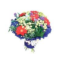 karisik kir çiçegi demeti   Tokat çiçek online çiçek siparişi