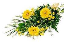 sari gerbera ve sari çiçek   Tokat cicek , cicekci