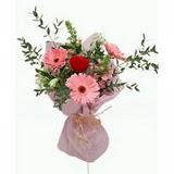 minik sevgi demet buketi   Tokat internetten çiçek satışı