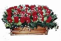yapay gül çiçek sepeti   Tokat İnternetten çiçek siparişi