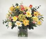 vazoda karisik  çiçekler  Tokat cicekciler , cicek siparisi