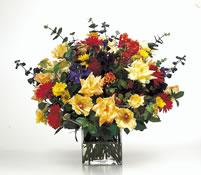 vazoda karisik  çiçekler  çiçekligi   Tokat cicekciler , cicek siparisi