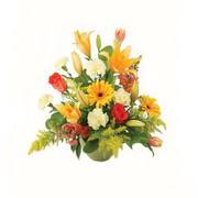 karisik renkli çiçekler tanzim   Tokat cicekciler , cicek siparisi