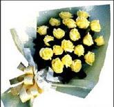 sari güllerden sade buket  Tokat çiçek online çiçek siparişi