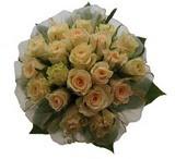 12 adet sari güllerden buket   Tokat çiçekçi telefonları
