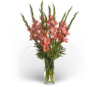 Tokat çiçek gönderme  11 adet glayör çiçegi cam vazo içerisinde