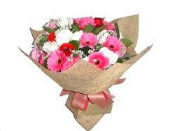 karisik mevsim demeti  Tokat yurtiçi ve yurtdışı çiçek siparişi
