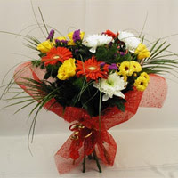 Tokat çiçek mağazası , çiçekçi adresleri  Karisik mevsim demeti
