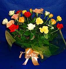 Tokat çiçek mağazası , çiçekçi adresleri  13 adet karisik renkli güller
