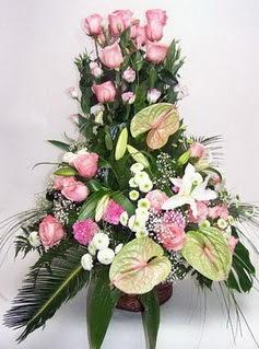 Tokat çiçek servisi , çiçekçi adresleri  özel üstü süper aranjman