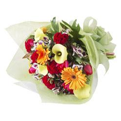 karisik mevsim buketi   Tokat çiçek siparişi vermek