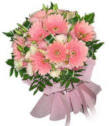 Tokat çiçek gönderme  Karisik mevsim çiçeklerinden demet