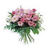 karisik kir çiçek demeti  Tokat hediye sevgilime hediye çiçek