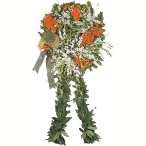 Cenaze çiçek , cenaze çiçekleri , çelengi  Tokat çiçek satışı