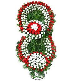 Görsel Cenaze çiçek , cenaze çiçek , çelengi  Tokat çiçekçi telefonları