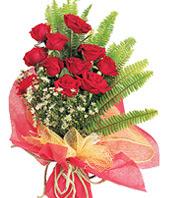 11 adet kaliteli görsel kirmizi gül  Tokat hediye sevgilime hediye çiçek