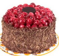 çikolatali franbuazli yas pasta 4 ila 6  Tokat 14 şubat sevgililer günü çiçek