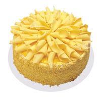 Muzlu pasta 4 ile 6 kisilik yas pasta  Tokat anneler günü çiçek yolla