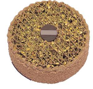 Krokanli 4 ile 6 kisilik yas pasta leziz  Tokat 14 şubat sevgililer günü çiçek