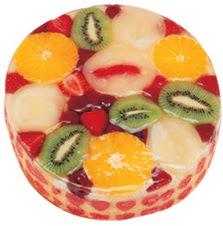 Meyvali 4 ile 6 kisilik yas pasta leziz  Tokat çiçek mağazası , çiçekçi adresleri