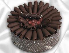 online pasta satisi 4 ile 6 kisilik çikolatali meyvali yaspasta  Tokat çiçek gönderme