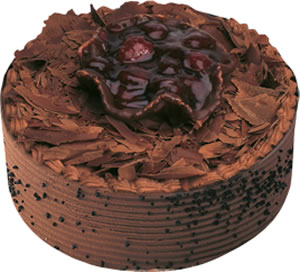 pasta satisi 4 ile 6 kisilik çikolatali yas pasta  Tokat çiçek online çiçek siparişi
