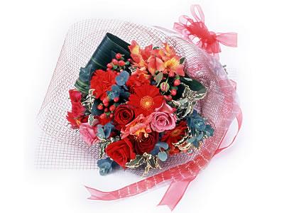 Karisik buket çiçek modeli sevilenlere  Tokat çiçekçi telefonları