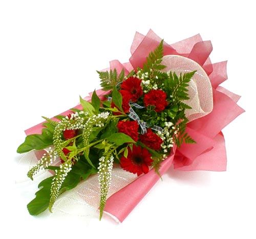 Karisik çiçek buketi mevsim buket  Tokat güvenli kaliteli hızlı çiçek