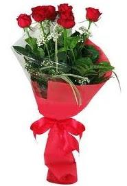 Çiçek yolla sitesinden 7 adet kırmızı gül  Tokat yurtiçi ve yurtdışı çiçek siparişi