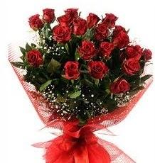 İlginç Hediye 21 Adet kırmızı gül  Tokat çiçek yolla , çiçek gönder , çiçekçi