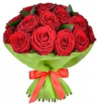 11 adet kırmızı gül buketi  Tokat çiçek gönderme