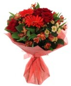 karışık mevsim buketi  Tokat çiçek yolla , çiçek gönder , çiçekçi