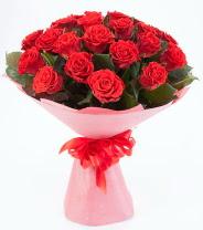 12 adet kırmızı gül buketi  Tokat güvenli kaliteli hızlı çiçek