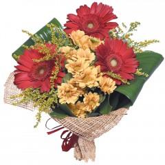 karışık mevsim buketi  Tokat kaliteli taze ve ucuz çiçekler