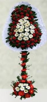 Tokat yurtiçi ve yurtdışı çiçek siparişi  çift katlı düğün açılış çiçeği