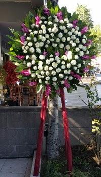 Tokat çiçek yolla , çiçek gönder , çiçekçi   Cenaze Çelengi  Tokat güvenli kaliteli hızlı çiçek