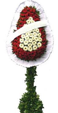 Çift katlı düğün nikah açılış çiçek modeli  Tokat cicek , cicekci