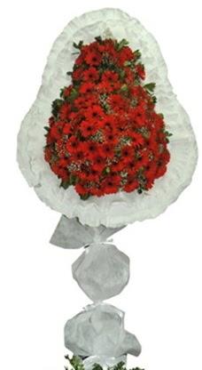 Tek katlı düğün nikah açılış çiçek modeli  Tokat çiçek gönderme