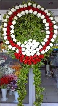 Cenaze çelenk çiçeği modeli  Tokat çiçek , çiçekçi , çiçekçilik