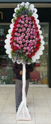 Tekli düğün nikah açılış çiçek modeli  Tokat hediye sevgilime hediye çiçek