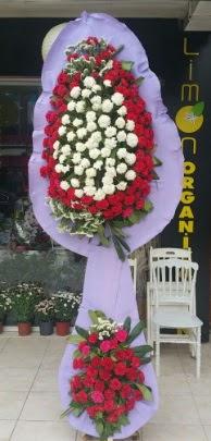 Çift katlı işyeri açılış çiçek modeli  Tokat çiçek servisi , çiçekçi adresleri