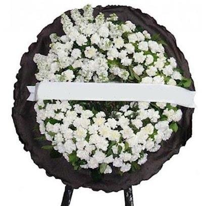 Cenaze çelengi çiçeği modelleri  Tokat yurtiçi ve yurtdışı çiçek siparişi