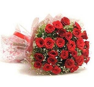 27 Adet kırmızı gül buketi  Tokat çiçek servisi , çiçekçi adresleri